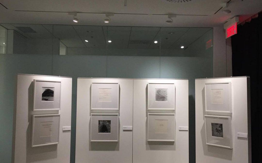 Empreintes [écrire la lumière], l'expo à Québec